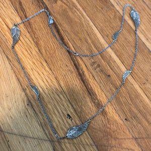 Torrid Angel Wing Necklace